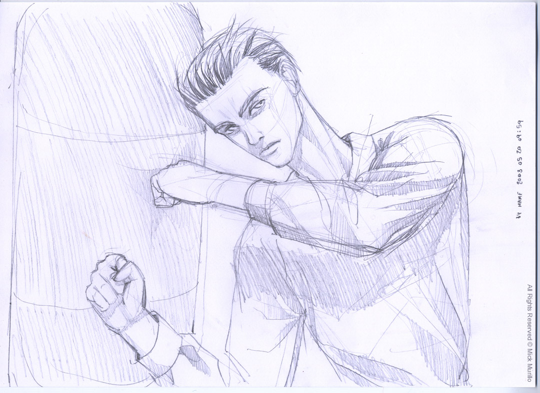 Mick Murillo Illustration